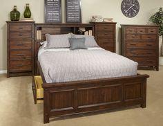 Wolf Creek Bedroom Furniture