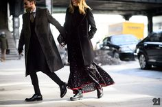Le 21ème / Justin O'Shea + Veronika Heilbrunner | New York City  // #Fashion, #FashionBlog, #FashionBlogger, #Ootd, #OutfitOfTheDay, #StreetStyle, #Style