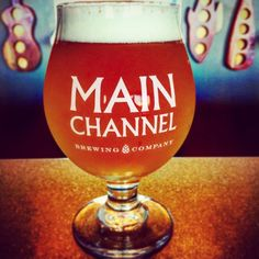 Main Channel Brewery Guntersville The Jit, short for Jitney Jr., was once a sleepy little convenience store on Hwy. 431 in Guntersville, Alabama. Now the Jit is home to Main Channel, Marshall County's first brewery. It's a family affair out there as Brett Smith runs the brewery with brother Clay and wife Sarah. #visitnorthal #northalabamacraftbeertrail