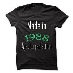 Hot Seller Most special Tee 1988 T Shirts, Hoodies, Sweatshirts. GET ONE ==> https://www.sunfrog.com/LifeStyle/Hot-Seller-Most-special-T-shirt-1988.html?41382