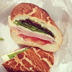 Sandwich #2 @ Lucca Delicatessen