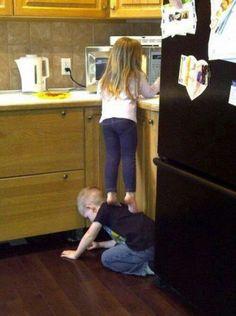 funny team work :)