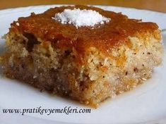 İdeen Easy Cake Emel in the kitchen: Kadayifli cake dessert :)) Snack Mix Recipes, Cake Recipes, Dessert Recipes, Cooking Recipes, Chicken Meatloaf, Turkey Chicken, Mousse Au Chocolat Torte, Turkish Sweets, Recipe Mix