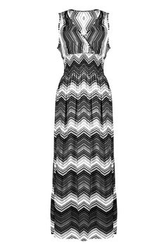 G2 Chic Women's Printed Tropical Multicolor Maxi Dress(DRS-MAX,BLK-M) -- Awesome product. Click the image : Dresses