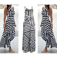 New Trending Pants: Kocome Women Sexy Maxi Dress with Narrow Shoulder Straps   Belt for Party (X-large). Kocome Women Sexy Maxi Dress with Narrow Shoulder Straps   Belt for Party (X-large)  Special Offer: $10.21  355 Reviews US: 4-6 —–: —–Size: S —–: Bust(cm) 92 —–: Waist(cm) 62-84 —–: Length(cm)126 US: 8-10 —–:...