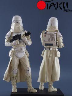 ArtFx + Action Figure - Star Wars - Snow Troopers Kotobukiya