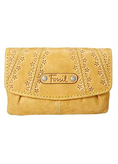 Fossil Wallet- my christmas wish! =)