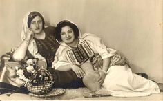 نساء، الناصرة، فلسطين ١٩٣٠ Women, Nazareth, Palestine 1930 Mujeres, Nazaret, Palestina 1930