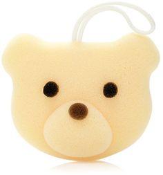 Bear Bath Sponge