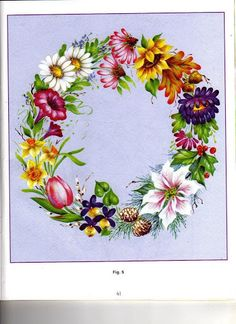 Painted Seasons - TereBauer 1 - Álbumes web de Picasa