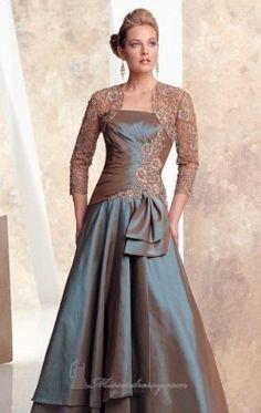 Dress with Bolero by Mon Cheri Montage 26920