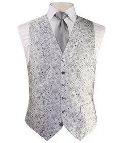 Single breasted waistcoat    Wedding Waistcoats   by Favourbrook
