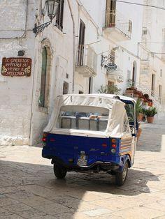 Ostuni,Puglia