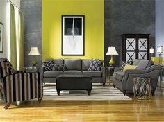 Love the green and black combo: http://www.la-z-boy.com/product/6978-8697/Sofa/?WT.ac=1.BrookeTypecasting.delaney@homepagemainUS