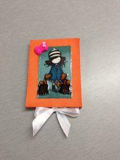 Mini libreta artesanal