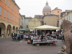 Reggio Emilia, Emilia-Romagna, Italy