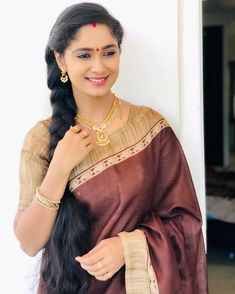 Image may contain: one or more people Beautiful Girl Indian, Most Beautiful Indian Actress, Beautiful Girl Image, Beautiful Long Hair, Beautiful Actresses, Beautiful Saree, Indian Long Hair Braid, Braids For Long Hair, Beauty Full Girl