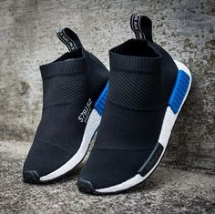 dbc6a6fc537 The adidas NMD City Sock Black Drops This Weekend. You Ready