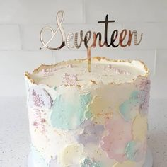 Wonderful Totally Free Birthday Ideas Style I am a massive believer regarding offering ordeals in excess of gifts. Of course, it is difficult to cake wedding cake kindergeburtstag ohne backen rezepte schneller cake cake 17th Birthday Party Ideas, 17 Birthday Cake, Happy 17th Birthday, 17th Birthday Gifts, Sweet 16 Birthday, Birthday Decorations, Girl Birthday, Birthday Parties, Birthday Star