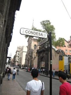 It's hard to escape the World Cup in Mexico City. Head to the Condesa neighborhood, where just about every bar and restaurant will be showing it. Find more best places to watch the World Cup in Mexico: http://pin.it/Myjy7Gc