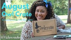I love this book subscription box!! Watch my video to see why I love Owlcrate so much!!  UNBOXING BOOKTUBE | AUGUST 2017 OwlCrate!