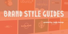 Curated links to various style guides, pattern libraries and design manuals for inspiration. Handpicked by Saijo George.
