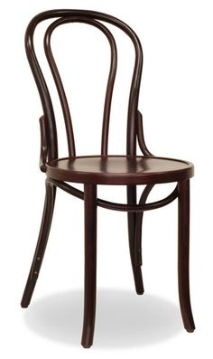 Superbe Bon Uno Bentwood Dining Chair In Dark Walnut With Timber Seat. $189 And  Free Shipping