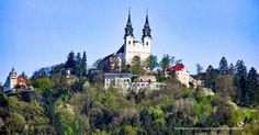 Fotomotiv, Linz, Fotopoint, Pöstlingberg, Urfahr, Oberösterreich, Sehenswürdigkeiten, Kurzurlaub, Wochenende, Newsletter, Alpen, Hauptplatz