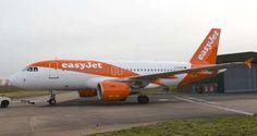 easyJet celebra o 20º aniversário com nova imagem nos aviões!   Algarlife