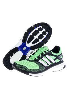 tenis adidas boost verdes