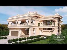 Exterior Design in Dubai, Exterior Villa Dubai, Photo 10 Interior Design Career, Interior Design Dubai, Interior Fit Out, Interior Design Companies, Interior Exterior, Exterior Design, Luxury Interior, Interior Ideas, Villa Design