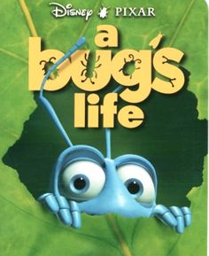 A Bug's Life is a 1998 American computer-animated comedy adventure film produced by Pixar Animation Studios and distributed by Walt Disney Pictures. Best Kid Movies, Childhood Movies, Family Movies, Great Movies, Disney Pixar Movies, Film Disney, Cartoon Movies, Bon Film, Film D'animation