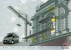Fiat Commercial Vehicles: Our job is to build your business, 4