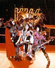 KISS Dynasty Tour 1979 in Greensboro NC