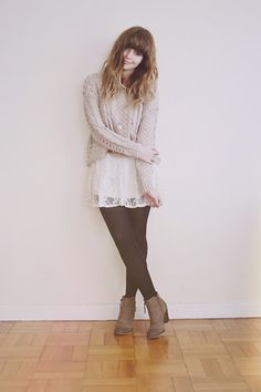 Cream (huge giveaway on ze blog!) (by Amy S) http://lookbook.nu/look/3865208-Cream-huge-giveaway-on-ze-blog