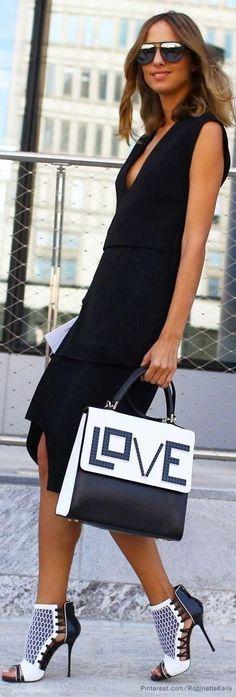 A little crush on fashion