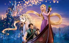 Tangled is a popular Walt Disney animated movie that was made on a fairytale of a princess named Rapunzel, who has got the longest hair in this galaxy! The