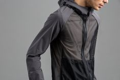 Outlier - Mesh Freeshell (story, phase gray detail)