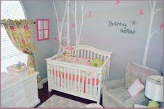 Project Nursery - Pink and Gray Nursery 2
