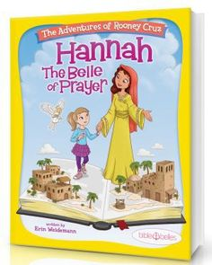 Bible Belles: Hannah the belle of prayer book review