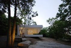 S Gallery and Residence by Shinichi Ogawa and Associates