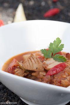 Spanish Marmitako Recipe