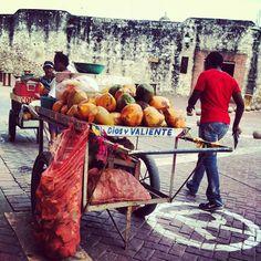 Coco frío en #Cartagena de Indias