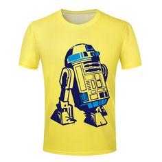 Item Type: TopsTops Type: TeesGender: MenPattern Type: PrintSleeve Style: RegularStyle: NoveltyFabric Type: WorstedHooded: NoMaterial: Cotton,Polyester,SpandexCollar: O-NeckSleeve Length: ShortMen T shirts Size: S M L XL XXL 3XL 4XLMen Tshirts Model Number : Tac0330 Star WarsT Shirts Men Material: 95%Polyester+5%SpandexT Shirts Men Custom : AvilableT Shirts Men : O Neck TopBrand Name: Hollise    size  Cross Shoulder(cm)  Chest Width(cm)  Body Length(cm)  Sleeve Length(cm)      S  15.5  18…