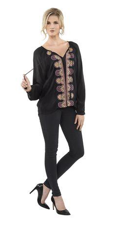#LUV2LUV #FALL #2015 #fallfashion #fallstyles #fashionista #fashion #womensfashion #boho #boholook #vintageboho #bohemian #hippie #hippiechick #countrygirl #countrygal #vintage #vintagewash #tunic #vogue #elle #instyle #usweekly #bellsleeve #buttonup #western