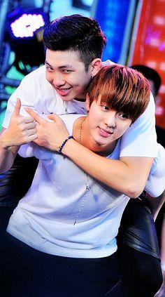 NamJin makes me so jealous of Jin