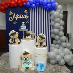 Best Indoor Garden Ideas for 2020 - Modern Boy Baby Shower Themes, Baby Shower Parties, Baby Boy Shower, Baby Shower Decorations, Baby Shower Gifts, Sailor Birthday, Baby Boy Birthday, Nautical Birthday Cakes, Sailor Baby Showers