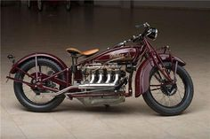 1929 INDIAN 401 MOTORCYCLE