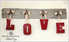 Barn Board LOVE