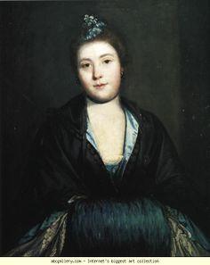 Sir Joshua Reynolds. Kitty Fisher.